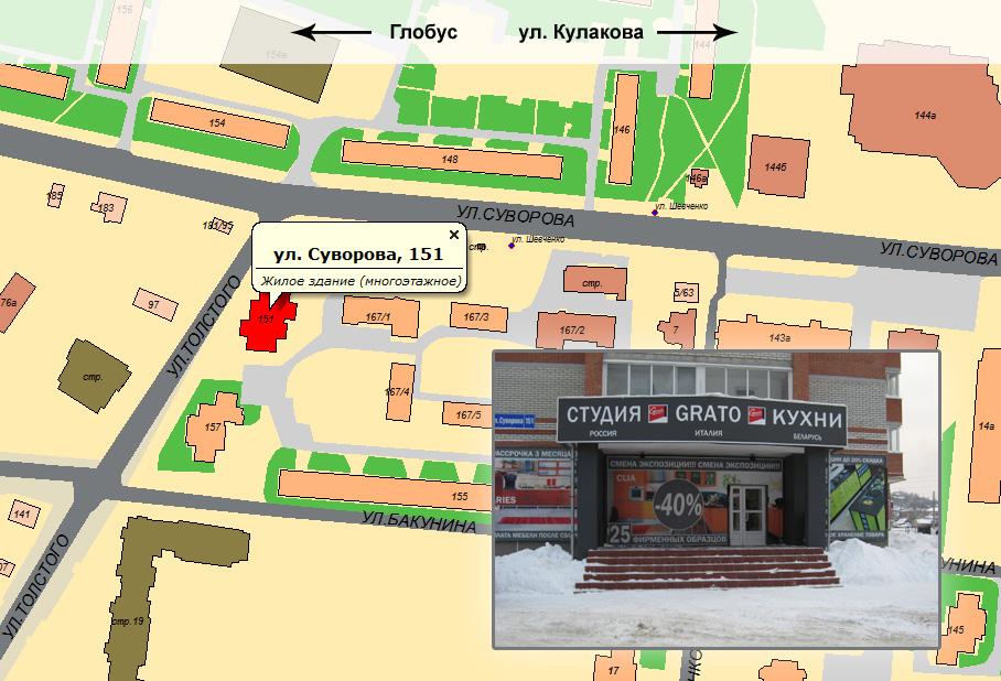 Пенза, ул Суворова, 151